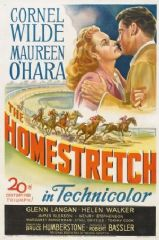 The Homestretch 1947 DVD - Cornel Wilde / Maureen O'Hara